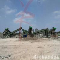 装潢垃圾处理生产线 垃圾处理设备生产厂家
