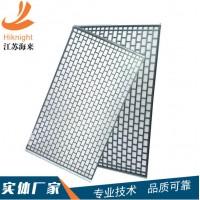 厂家直销德瑞克FLC-2000平板型复合材料筛网